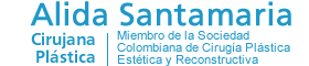 Alida Santamaria Logo